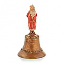 Hallmark 2013 Santa's Magic Bell (Magic Ornament) QXG1335