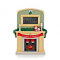 Hallmark 2013 Countdown to Christmas Ornament (Magic) QXG1512 Damaged Box