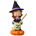 Hallmark 2017 Keepsake Sweet Trick-Or-Treater Ornament QFO5242