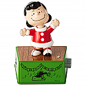 Hallmark 2017 Peanuts Christmas Dance Party Lucy