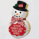Hallmark 2018 Keepsake The Gift of Family Ornament QGO1793