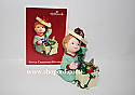 Hallmark 2003 Little Christmas Helper Ornament QXG8747