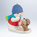 Hallmark 2012 Snow Buddies Ornament 15th in the series QX8024