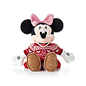 Hallmark Cozy Sweater Disney Minnie Mouse Plush XKT1455