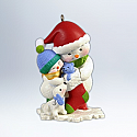 Hallmark 2012 A Sweet Surprise Ornament 5th in the Making Memories series QX8084