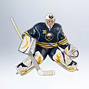 Hallmark 2012 Ryan Miller Ornament Buffalo Sabres QXI2101 (Box Damaged)