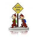 Hallmark 2014 School Time for Chipmunks Disney Ornament 2nd in the monthly series QHA1023