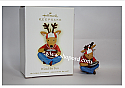 Hallmark 2009 Wired for Fun Ornament QXG6512 Damaged Box