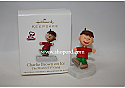Hallmark 2010 Charlie Brown on Ice Continuity Program The Peanuts Gang QRP4746