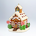 Hallmark 2012 Schoolhouse Ornament 7th in the Noelville series QX8014