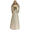 Enesco Hail Mary Angel Figurine 4056501