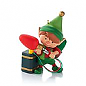 Hallmark 2013 North Pole Tree Trimmers Ornament 1st in the series QX9202