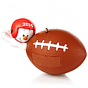 Hallmark 2014 Football Star Ornament QGO1266