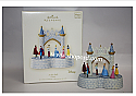Hallmark 2007 At the Ball Disney Ornament QXD4267 Damaged Box