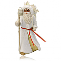 Hallmark 2015 Father Christmas African American Santa Ornament 12th In The Series QSM7767
