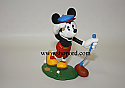 Hallmark 1997 Mickey's Long Shot Disney Mickey & Co Ornament QXD6412
