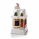 Hallmark 2013 - 1225 Kringleville Drive Ornament 4th and Final in the Kringleville series QX9025