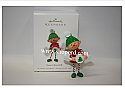 Hallmark 2008 Sweet Treat Elf Ornament LPR3391