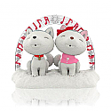 Hallmark 2014 Jingle and Bell's Christmas Sing Along Ornament QGO1283 Available in October