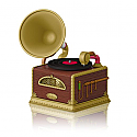 Hallmark 2014 Santa's Merry Phonograph Ornament QGO1186