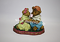 Boyds The Bearstone Collection - Ben and Edy Sugarbeary (Summertime Sweets) #4033633