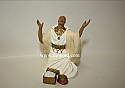 Hallmark 1999 King Malh Ornament Third King Legend Of Three Kings Collection QX6797 Damaged Box