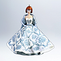 Hallmark 2012 Provencale Barbie Doll Barbie Ornament QXI2691