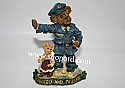 Boyds The Bearstone Collection - Sgt. O Beara with Ali & Friends (Everyday Hero) #227745
