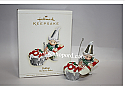 Hallmark 2006 Dollop The Merry Bakers QP1763 Damaged Box