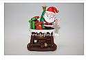 Hallmark 2011 Hide n Peek koc membership Ornament QXC5022