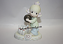 Precious Moments 183873 Growing In Grace Age 10 Blonde Version Figurine