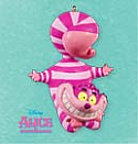 Hallmark 2012 The Cheshire Cat Ornament Disney Alice in Wonderland Special Edition Limited Quantity QXE3011