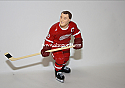 Hallmark 1999 Gordie Howe Hockey Greats Ornament 3rd In The Series QXI4047 Damaged Box