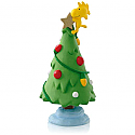 Hallmark 2015 Woodstock Ornament Continuity Peanuts Decking The Tree QRP5916