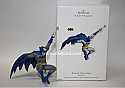 Hallmark 2011 Batman Takes Flight Batman Ornament QXI2607