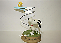 Hallmark Peanuts Snoopy and Woodstock Paper Airplane Life's A Trip Enjoy The Ride PAJ1105 Figurine