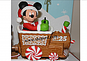 Hallmark Disney Christmas Express Mickey Mouse XKT2131