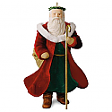 Hallmark 2016 Father Christmas Miniature Ornament QXM8534