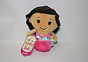 Hallmark itty bitty Barbie Hispanic Plush KDD1003