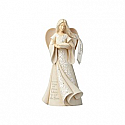 Foundations by Enesco Wedding Angel Figurine 4058703