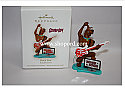 Hallmark 2009 Rock Star Scooby Doo Ornament QXI1202 Damaged Box