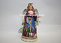 Jim Shore Angel Wrap Around Nativity Hanging Ornament 4034406