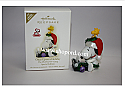 Hallmark 2009 The Peanuts Gang Once Upon a Holiday Snoopy & Woodstock Ornament Limited Quantity QXE3065