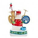 Hallmark 2013 One Snowman Band Ornament (Magic) QXG1782