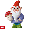 Hallmark 2017 Keepsake Wee Little Gnome Mini Ornament QXM8575