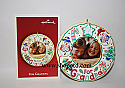 Hallmark 2004 For Grandpa Magnetic Photo Holder Ornament QXG5581