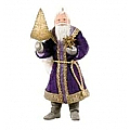 Hallmark 2012 Father Christmas Limited Quantity Ornament QXE3061