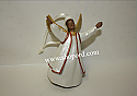 Hallmark 2001 Graceful Angel Bell Ornament QX8182