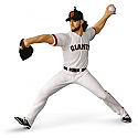 Hallmark 2016 Madison Bumgarner San Francisco Giants MLB Baseball Ornament QXI3521