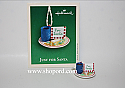 Hallmark 2004 Just For Santa Miniature Ornament WD3036